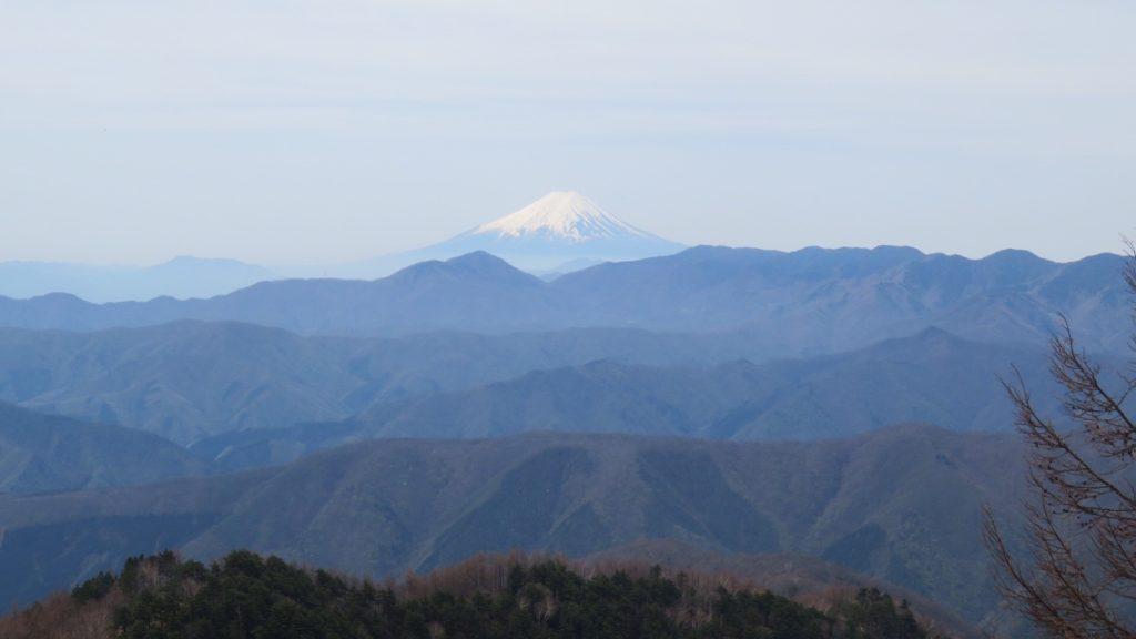 雲取山 今年初の深夜発登山 感覚取り戻すまでにはまだ
