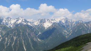 仙丈ケ岳 他の山域が雨だったら仙丈ケ岳にしよう