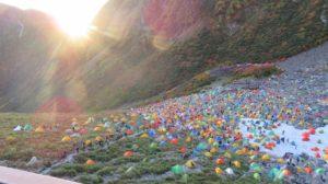 山形・月山 1500km横断のロングラン(車が)と山形牛二戦・酒田港海鮮丼・喜多方ラーメン巡礼の旅