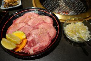 米沢牛の牛タン極太です(^o^)
